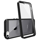 REARTH Ringke Fusion Apple iPhone 5 / Apple iPhone 5S [RFAP001] - Black - Casing Handphone / Case